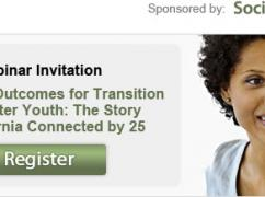 Webinar on Foster Youth: Register Today!